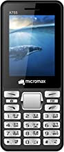 Micromax X755 (Black + Maroon)