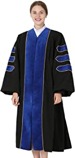 faculty academic regalia