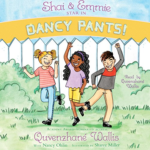 Shai & Emmie Star in Dancy Pants! cover art
