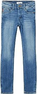 NAME IT jongens Jeans NKMTHEO DNMTARTYS 2456 PANT BET NOOS