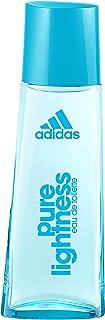 adidas Pure Lightness Eau de Toilette – owocowe perfumy damskie o świeżym zapachu – nadaje witalną, kobiecą aurę – 1 x 50 ml