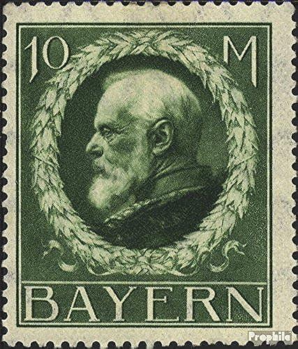 alta calidad general Prophila Collection Collection Collection Baviera 108II Un Un examinado, ZellstoffpUnpier 1916 Rey Ludwig III. (Sellos para los coleccionistas)  mejor opcion