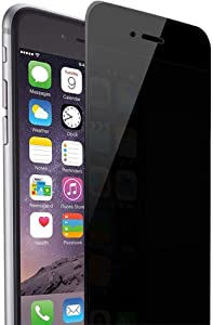 iPhone 6/iPhone 6S Six Anti Privacy Tempered Glass Screen Protector for Anti-Spy