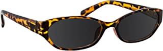 Reading Sunglasses Tortoise Always Have a Stylish Look & Crystal Clear Vision When You Need It! Comfort Spring Arms & Dura-Tight Screws 100% Guarantee +3.50