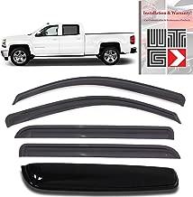 Best gmc sierra cab visor Reviews