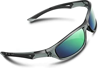 Polarized Sports Sunglasses Driving Glasses Shades for Men Women for Cycling Baseball 842