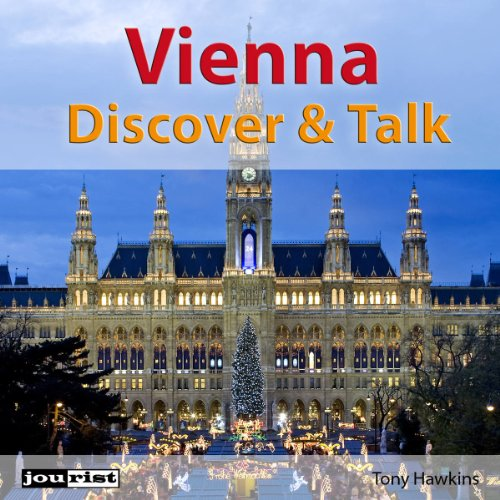 Vienna (Discover & Talk) audiobook cover art