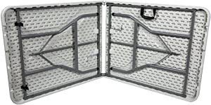 Papillon 8043805 - Mesa plegable rectangular 180x75x74 cm