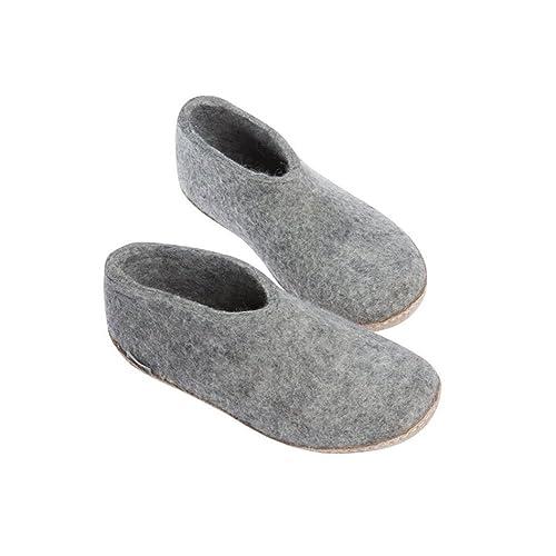 24bd916a90c38 Women's Wool Slippers: Amazon.com