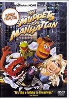 The Muppets Take Manhattan [DVD]