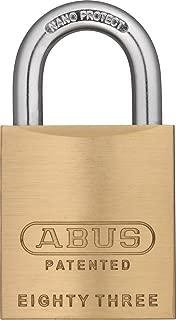 Abus Lock RK KD-200 80010 ABUS Rekeyable Brass 83/45
