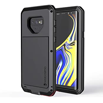 seacosmo Protector Funda para Galaxy Note 9, [Rugged Armour ...