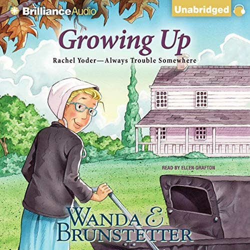 Couverture de Growing Up