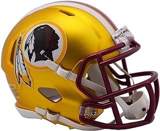 NFL Washington Redskins Alternate Blaze Speed Mini Helmet