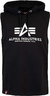 ALPHA INDUSTRIES Basic Hooded Tank