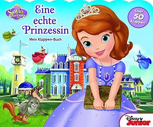 Disney, Sofia die Erste, Eine echte Prinzessin, Mein Klappenbuch