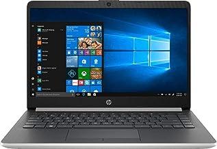 "HP Premium 14"" Micro-Edge Laptop Computer, AMD A9-9425 up to 3.7GHz, 4GB DDR4 RAM, 256GB PCIe SSD, WiFi, Bluetooth 4.2, USB Type-C, HDMI, Webcam, Silver, Windows 10 Home, YZAKKA Mouse Pad"