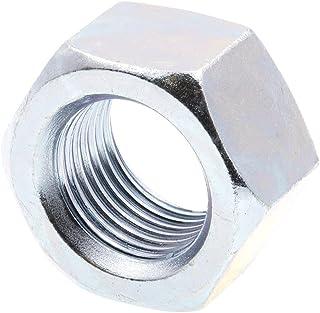Dimensioni : M8x1 10pcs Nologo Hexagon Nut Hexagon Screw Stainless Steel Thin Hexagon Nut Screw Tapping Screw teeth