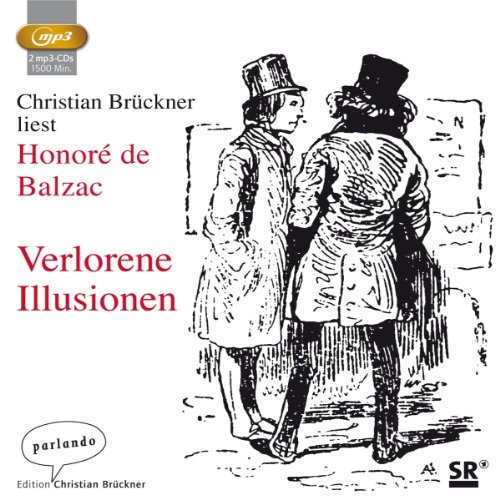 Verlorene Illusionen audiobook cover art