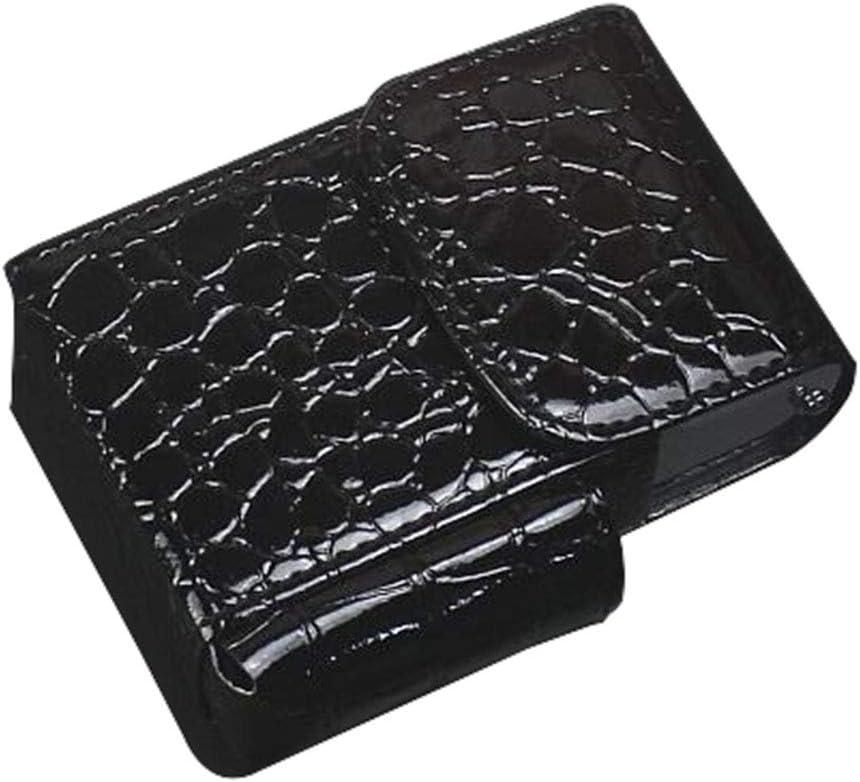 QIAOQ Men's 40% OFF Cheap Sale Cigarette Case Packet Retro Crocodile Leather Columbus Mall Patter