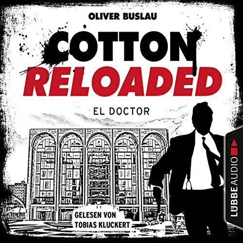 El Doctor (Cotton Reloaded 46) Titelbild