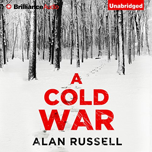 A Cold War audiobook cover art