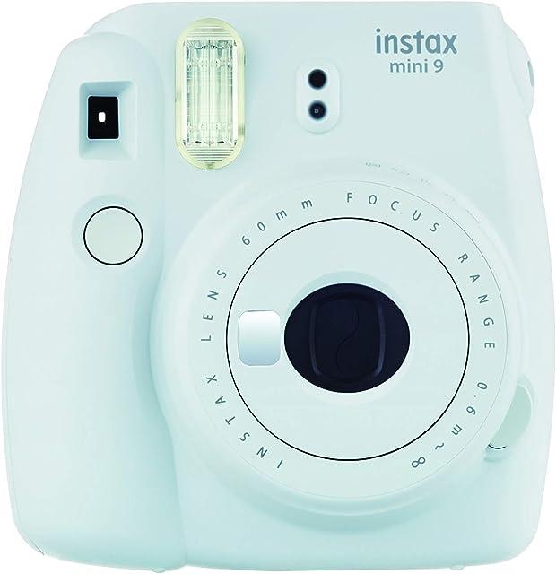 Fujifilm Instax Mini 9 - Cámara instantánea Solo cámara Azul