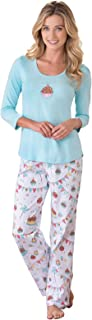 PajamaGram Birthday Gifts for Women - Birthday Shirts for Women, Multi