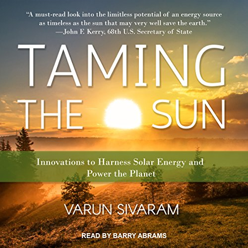 Couverture de Taming the Sun