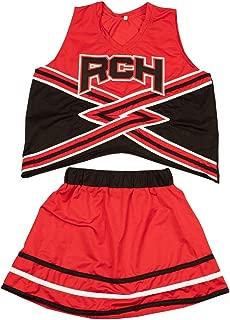 glee cheer uniform
