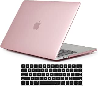 ProCase MacBook Pro 13 Case 2019 2018 2017 2016 Release A2159 A1989 A1706 A1708, Hard Case Shell Cover and Keyboard Skin C...