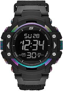 Skechers Men's Quartz Casual Digital Watch