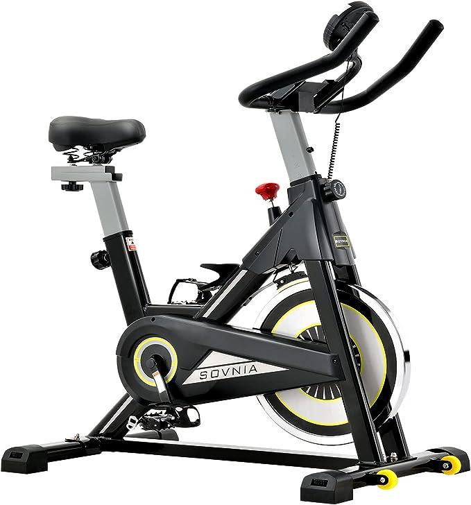 Sovnia - Bicicleta Estática de Spinning profesional