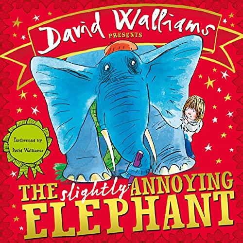 The Slightly Annoying Elephant cover art