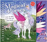 Klutz The Marvelous Book of Magical Horses: Dress Up Paper Horses & Their Fairy...