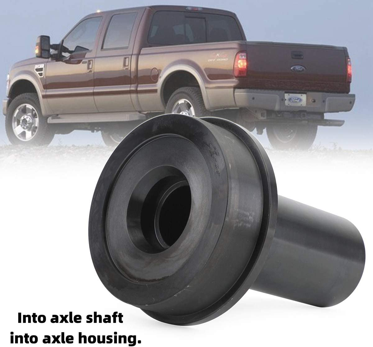Bruce Shark Complete Free Shipping OTC 6697 Axle Shaft Installer Fit F for Over item handling Seal Tools