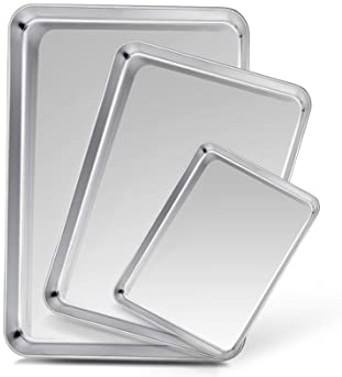 Explore Stainless Steel Sheet Pans For Baking Amazon Com