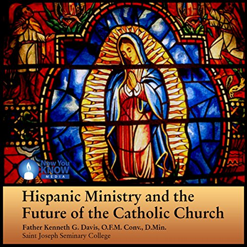Hispanic Ministry and the Future of the Catholic Church audiobook cover art