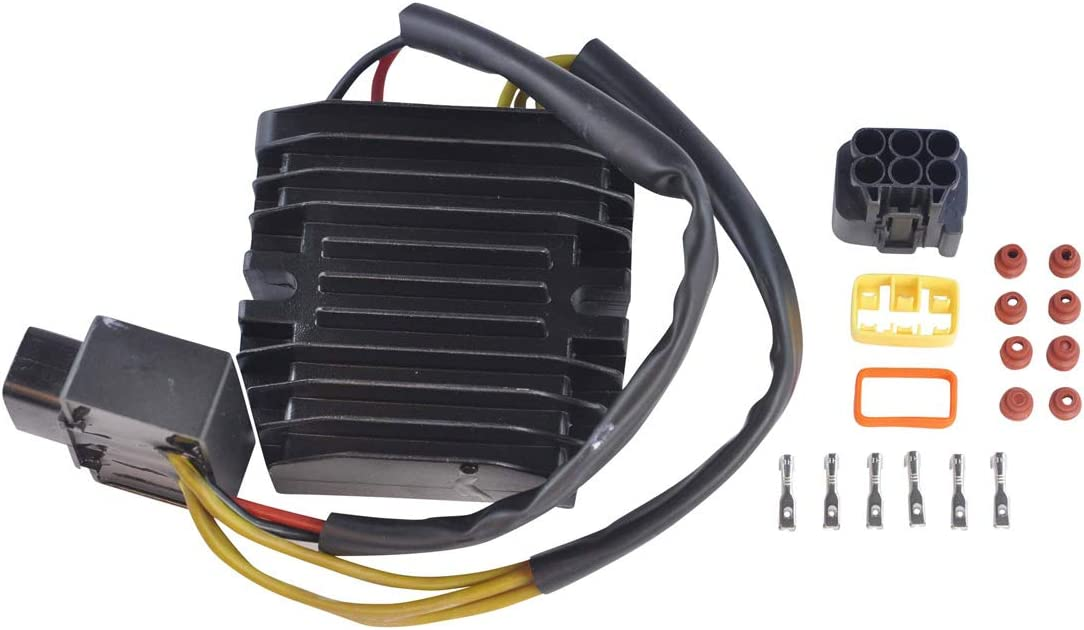 RMSTATOR Replacement for Animer and price revision Mosfet New York Mall Voltage Yama Rectifier Regulator