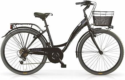 0065959d8c2 Bicicleta MBM Agorà para mujeres, cuadro de acero, 26