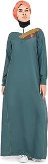 Silk Route Abaya Active Sporty Maxi Dress Jilbabs