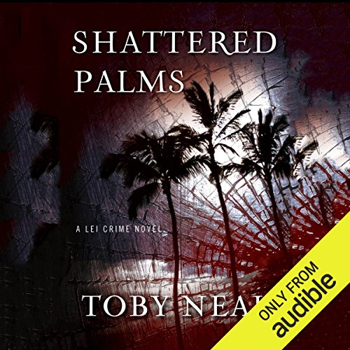 Shattered Palms audiobook cover art