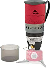MSR WindBurner Personal Stove System for Fast Boiling Fuel-Efficient Cooking for Backpacking, Solo Travelers, and Minimalist Trips