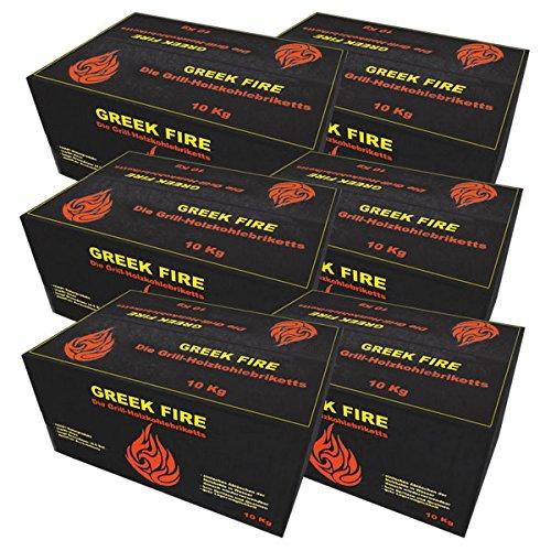 Greek Fire Holzkohle