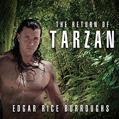 The Return of Tarzan copertina
