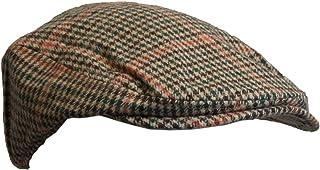 Walker & Hawkes - Uni-Sex Country Wool Flat Cap