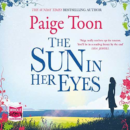 The Sun in Her Eyes audiobook cover art