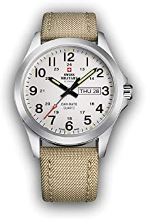 Swiss Military - Reloj los Hombres Cuarzo SMP36040.06