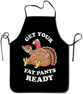 Get Your Fat Pants Ready Cool Apron Kitchen Apron