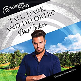 Tall, Dark, and Deported audiobook cover art